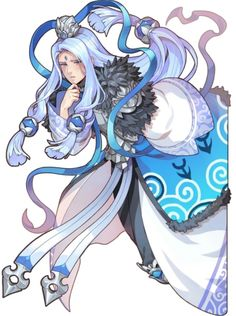 Yu Shin - Seven Knights