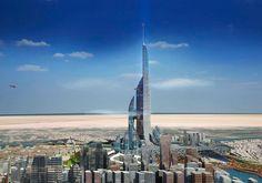 Wordt dit de hoogste toren ter wereld? | ELLE Decoration NL