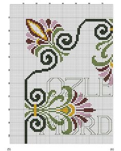Cross Stitch Pattern Maker, Cross Stitch Patterns, Cross Stitching, Cross Stitch Embroidery, Pinterest Cross Stitch, Romantic Shabby Chic, Prayer Rug, Textile Fabrics, Bargello