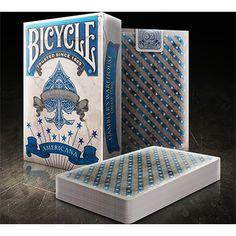 Bicycle Americana Playing Cards. Колода карт