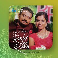 Free Roman Catholic matrimony for Kerala Brides and Grooms Christian Matrimony, Kerala Bride, Roman Catholic, New Life, Couple Goals, Groom, Marriage, Journey, Happy