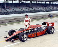 1986 A.J. FoytCopenhagen / Gilmore   (A.J. Foyt)March / Cosworth