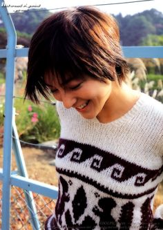 Ryoko Hirosue    *heart