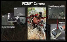 PIXNET, Soldier Super Vision - Night vision goggles have already become well-known gadgets in a modern soldier's arsenal, but the U.S. military could soon get special goggles or even contacts that give troops superhero vision. The U.S. Defense Advanced Research Projects agency launched its PIXNET project aimed at creating an all-in-one vision device for seeing under night conditions or in bad weather.
