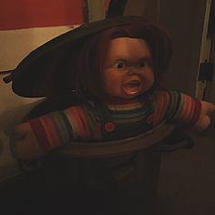 Chucky in trash lol Free Cartoons, Chucky, Teddy Bear, Lol, Animals, Animales, Animaux, Teddy Bears, Animal