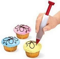 cake decorating pen.
