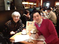 浦島先生と一緒に。