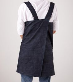 Sewing tutorial: Pinafore apron - Canadian Living
