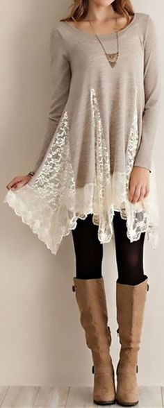 25 Gorgeous Dresses With Lace