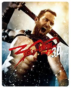 300: Rise of an Empire - Limited Edition Steelbook 4****