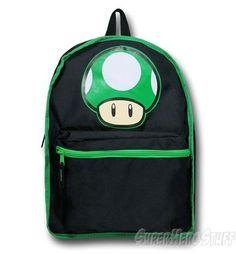Nintendo Mushroom Backpack