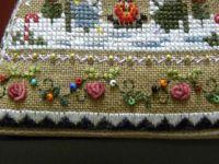 Gallery.ru / Фото #66 - Victoria Sampler Gingerbread Stitching - asdfgh2