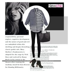 """Newchic I/19"" by amra-mak ❤ liked on Polyvore featuring Ström and newchic"