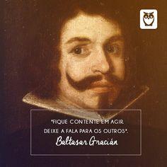 Lute por aquilo que acredita! #estude #lute #foco #baltasar #gracian