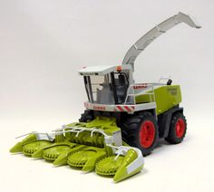 1/16th Claas 900 Jaguar Speedstar Forage Harvester By Bruder Toy Toys