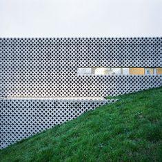 nicolas firket architects: villa ARRA, belgium