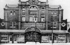 The Hippodrome in King Street was one of Lancashires best known music halls. It was damaged by fire in 1956.