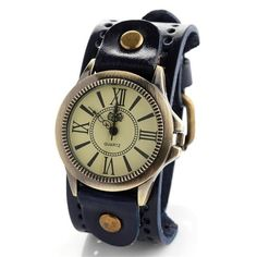 Geniue Leather Band Watch for Men
