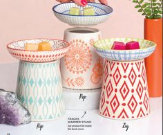 The New Scentsy Spring Summer 2017 Catalog will be available March 1, 2017! We'll have beautiful new warmers, scents and more. Request a free catalog here!