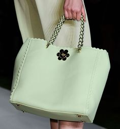 Fashion Week Handbags: Mulberry Spring 2013. Charming Charlie has a bag exactly like this for $40