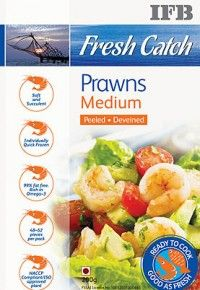 Our products range consists of various seafood that includes frozen fish and other fresh seafood products. All of these products are available in all the major cities in India. For more info visit us at: http://www.ifbfreshcatch.com/home/our-products/