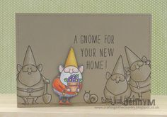 Crafting in the Country: Giving a Gnome a Home!!