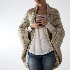 Oversized Scoop Sweater