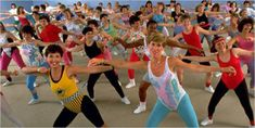Dancewear - 80 Greatest '80s Fashion Trends | Complex