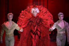 All Hail Your New Queen, Carmen Dell'Orefice at Couture