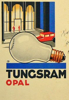 Tungsram Opal, Izzó1