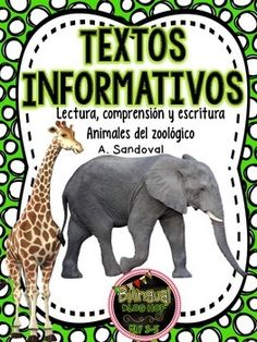 Informational Text Bilingual Blog Hop FREEBIE