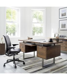 Clybourn Desk | Crate and Barrel