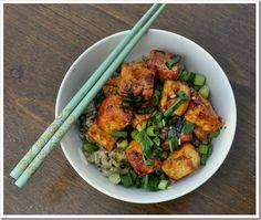 Bul-Tofu (Korean BBQ Tofu)