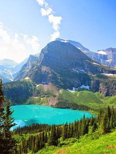 Glacier Park, Montana