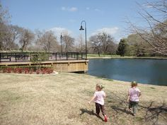 Parks and Playgrounds: Crowley Park - Richardson, Texas