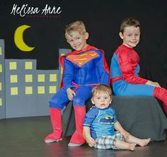 Super Hero | Melissa Anne Photography www.photographybymelissac.com #superhero #superman #spiderman #batman #minisession #MelissaAnnePhotography