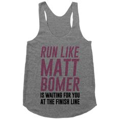 Run Like Matt Bomer Is Waiting For You At The Finish Line | Activate Apparel | Workout Gear & Accessories