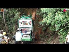 Pakunaoffroad With Mark Tutone: Indonesia 4wd TV - PROLOGUE Rainforest Challenge 2...