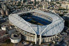 Estadio Maracaná  2016  Fernandes Arquitetos Associados