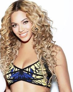 Beyonce   i love her hair color and the way it looks with dark roots