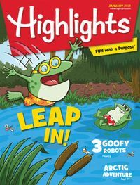 Highlights For Children Magazine Subscription Highlights Magazine, The Bear Family, Natural Curiosities, Critical Thinking Skills, Magazines For Kids, 9 Year Olds, New Things To Learn, Science Projects