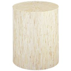Mother-of-Pearl Round Accent Table | Pier 1 Imports
