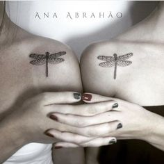 Tattoo by Ana Abrahão https://www.instagram.com/abrahaoana/