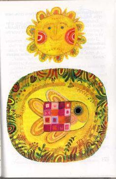 チェコの絵本作家(人物別) Josef Palecek / ヨゼフ・パレチェク 「Kouzelnikova zahrada」1990年 Josef Palecek ヨゼフ・パレチェク1