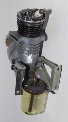 1946 Perky 19 Spark Ignition Model Airplane Engine | eBay