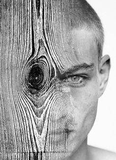 Woodboy by Antonio Mora........