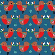 print & pattern: XMAS WRAP - paper & cloth studio