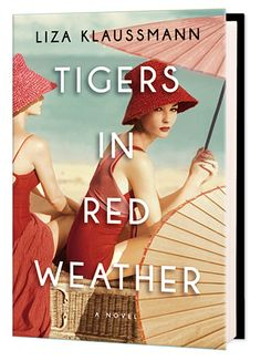 Tigers in Red Weather by Liza Klaussman