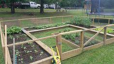 Raised bed. Raised Garden Beds, Raised Beds, Backyard Retreat, Vegetable Garden, Homesteading, House Ideas, Gardens, Space, Ideas