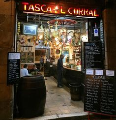 Tasca El Corral Barcelona
